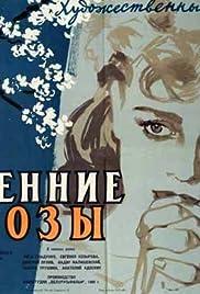 Vesenniye grozy Poster