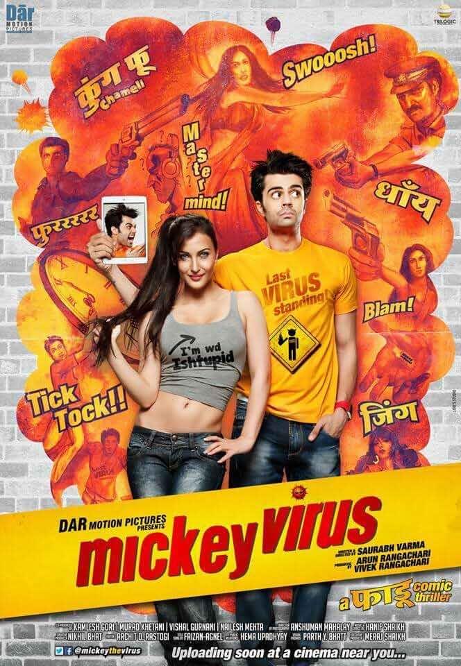 Mickey Virus 2013 720p DVDRip Full Movie WAtch Online Free Download