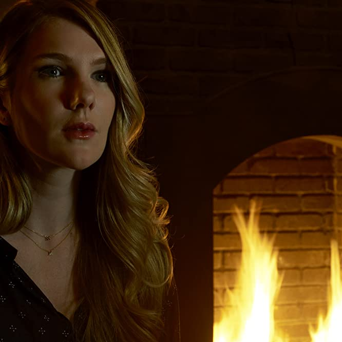 Lily Rabe and in American Horror Story (2011)