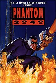 Phantom 2040 Poster - TV Show Forum, Cast, Reviews