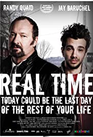 Real Time(2008) Poster - Movie Forum, Cast, Reviews