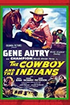 The Cowboy and the Indians (1949) Poster