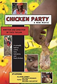 Chicken Party Poster