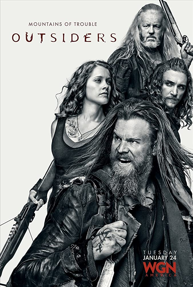 Assistir Outsiders Dublado e Legendado Online