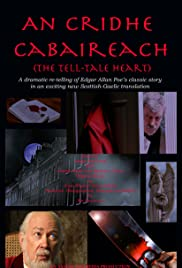 An Cridhe Cabaireach (The Tell-Tale Heart) Poster