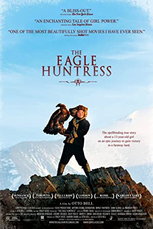 The Eagle Huntress (2016) poster