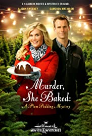 Murder, She Baked: A Plum Pudding Mystery (2015) Poster - Movie Forum, Cast, Reviews