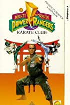 Image of Mighty Morphin Power Rangers Karate Club Level 1