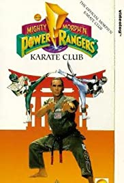 Mighty Morphin Power Rangers Karate Club Level 1 Poster