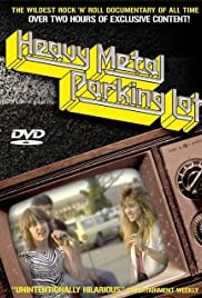 Heavy Metal Parking Lot (1986) Poster - Movie Forum, Cast, Reviews