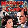 Ruth Hall, J. Farrell MacDonald, Charles Starrett, and Edward Van Sloan in Murder on the Campus (1933)