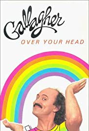 Gallagher: Over Your Head Poster