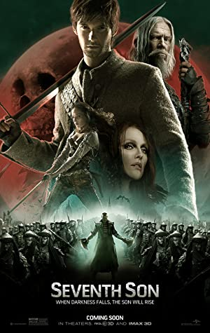 Seventh Son - similar movie recommendations