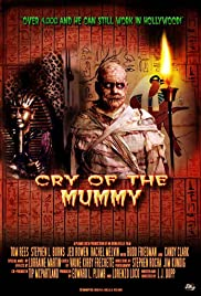 Cry of the Mummy Poster