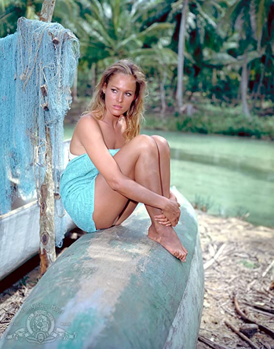 Ursula Andress in Dr. No (1962)