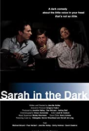 Sarah in the Dark Poster