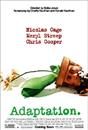 Adaptation. (2002) Poster - Movie Forum, Cast, Reviews