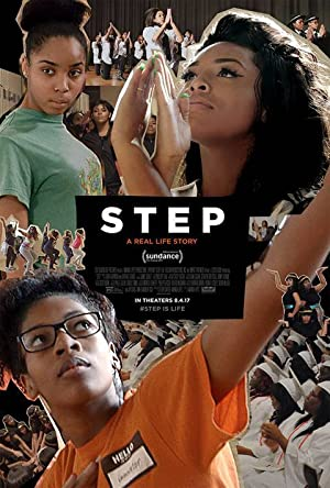 Step (2017) poster