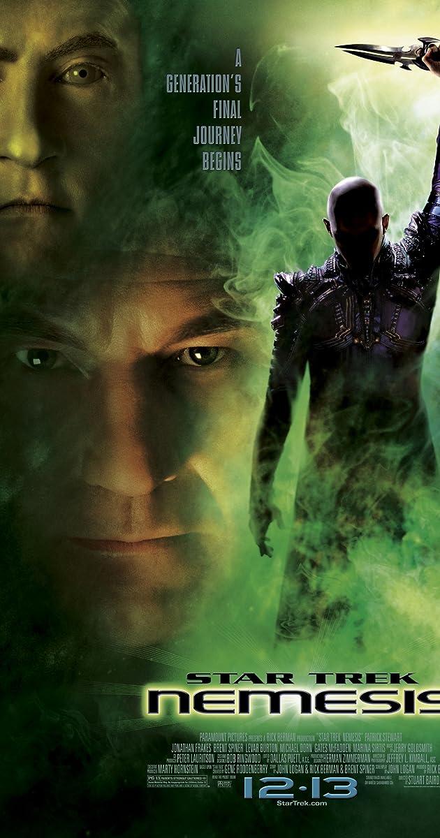 Watch Star Trek: Nemesis (2002) Online Movie Free GoMovies ...