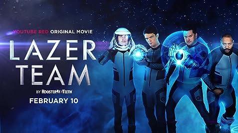 نتیجه تصویری برای Lazer Team 2015