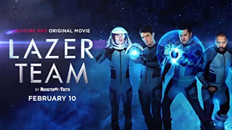 YouTube Red - Lazer Team 720p