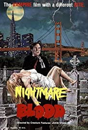 Nightmare in Blood Poster