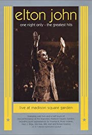 Elton John: One Night Only - Greatest Hits Live Poster