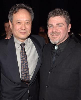 Ang Lee and Gustavo Santaolalla