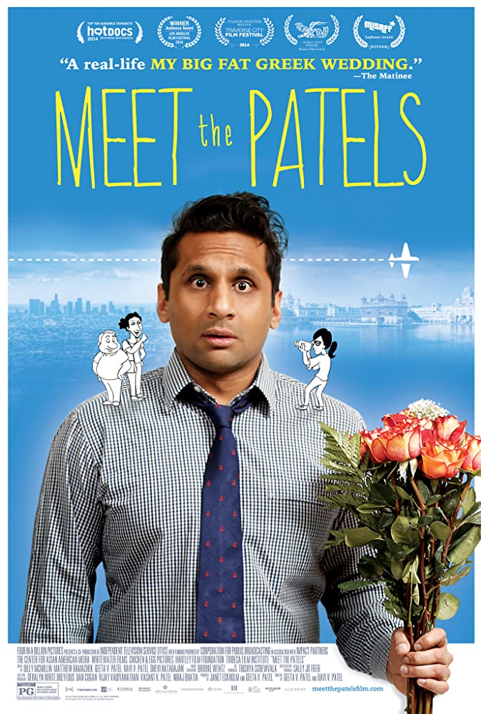 Ravi Patel in Meet the Patels (2014)