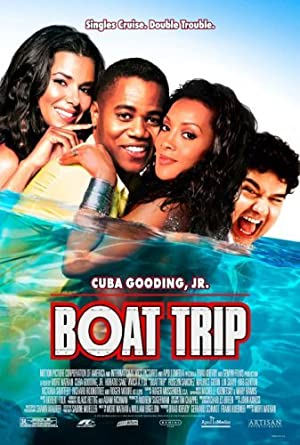 Boat Trip Poster