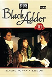 Black Adder the Third Poster