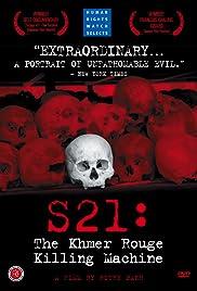 S-21, la machine de mort Khmère rouge Poster