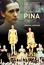 On Tour with Pina Bausch Poster