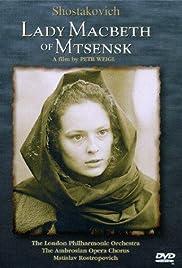 Lady Macbeth von Mzensk Poster