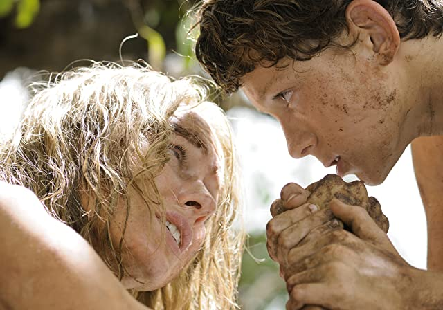 Naomi Watts and Tom Holland in The Impossible (2012)