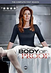 Body of Proof - Season 1 poster