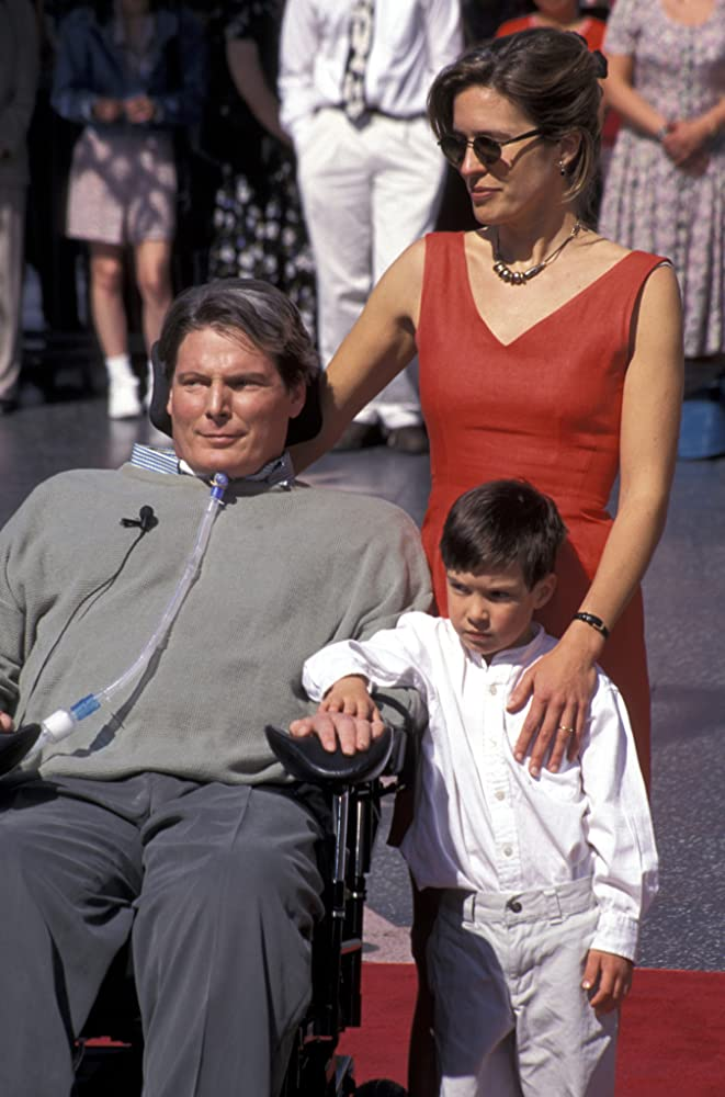 dana reeve son death