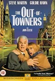 The Out-of-Towners Poster