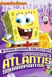 SpongeBob's Atlantis SquarePantis Poster