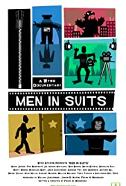 Men in Suits Poster