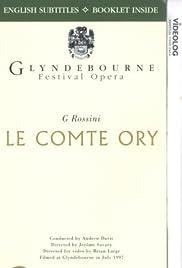 Le comte Ory Poster