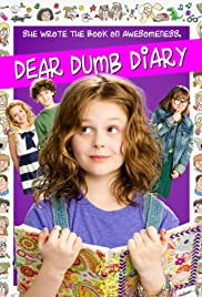 Dear Dumb Diary (2013) Poster - Movie Forum, Cast, Reviews