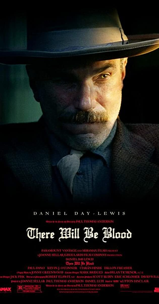there will be blood 2007 imdb