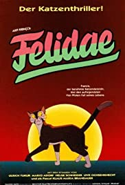 Felidae (1994) Poster - Movie Forum, Cast, Reviews