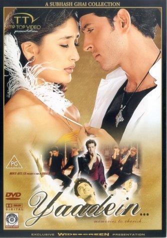Yaadein 2001 Hindi 720p HDRip x264 AAC - Hon3y