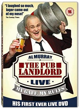 Al Murray: The Pub Landlord Live - My Gaff, My Rules (2003)
