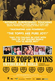 The Topp Twins: Untouchable Girls (2009) Poster - Movie Forum, Cast, Reviews