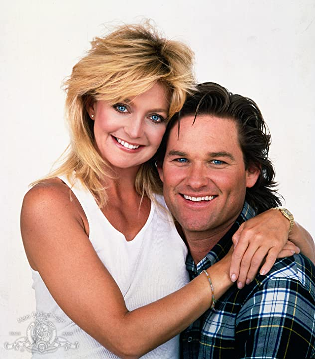 Goldie Hawn and Kurt Russell in Overboard (1987)