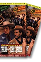 Image of Adventures of Frank and Jesse James