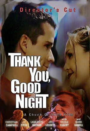 Thank You, Good Night